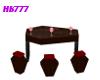 HB777 CI CoffinBarSet V2