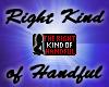 Handful Badge 3k
