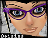 [D]PurpleD Cat Glasses