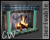 .CW.Fireplace DER