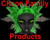 Green fire Angel hair