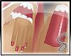 [Sev] Red Rose Gloves
