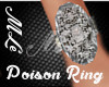 (MLe)Poison Ring Filagre