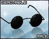 F. Black Sunglasses