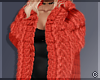 !© Chic Fur Coat Peachy