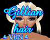 Gillian hair natural