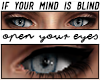 '' Icy Blue Eyes Left