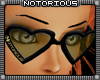 Notorious Heart Glasses