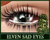 Elven Sad Unisex Green