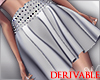 Derivable Spike Skirt