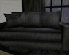 Poseless Sofa Black