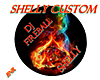 BnR Shelly Dance Marker