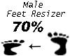 Feet Resizer 70%