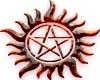 Supernatural Devils Trap