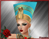 headdress nefertiti