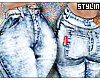 ®THK | Levis | Faded