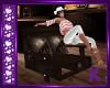 {K} Rustic Pallet Chair