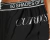 Black 50 Shades of Grey