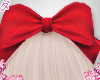 d. headbow red