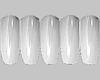 🔥 Glossy Nails White
