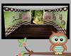 Owl Nursery Playroom Kid