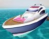 pink ship
