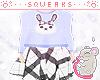 [S] Kids Bunny Blue