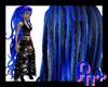 Astrima Hair Blue Fade