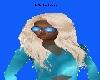 Athena White Hair
