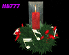 HB777 NPV Yule Candle