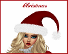 Mrs. Claus Santa Hat