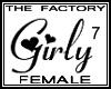 TF Girly Avatar 7 Tall