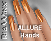 Wx:Sleek Allure Pumpkin