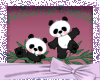 Welcome Friends Pandas