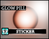 (AS) Glow Pill - Red #3