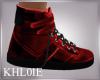 K red kicks
