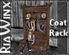 Wx:HR Antique Coat Rack