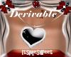 Derivable Heart Necklace