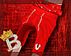Red TR Shorts $