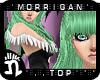 (n)Morrigan Cosplay Top