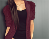 ~N~ Bordeaux Jacket