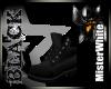 MRW|Black Timberlands