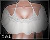 [Yel] Alma white top