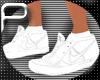 [P] White Nikes