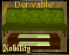 Easy Derive Sofa w/table