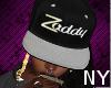 [NY] Stem Zaddy Hat bl