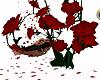 Valentines Rose Swing