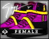 Purple Sneakers ZanottiF