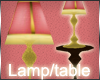 +SweetHeart Table Lamp+