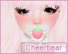 !C!☆ Strawberry Paci